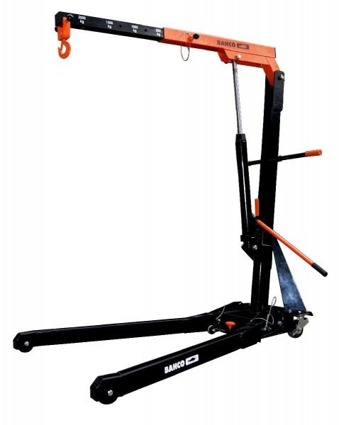 Bahco Grue d'atelier pliable 2T - BH6FC2000