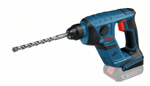 Bosch Professional Accuboorhamer GBH 18 V-LI zonder batterij / oplader - 0611905300