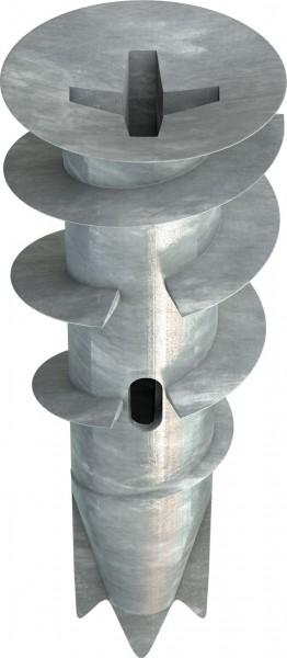 TOX Tassello per cartongesso Spiral Plus 37, 50 pezzi - 68100021