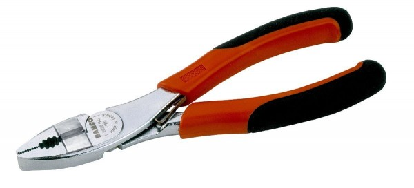 Bahco Pince combinée, chromée, 180mm, non emballée - 2630gc-180ip