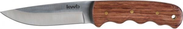 KWB Jachtmes met handvat van bubinga, 220 mm - 021920