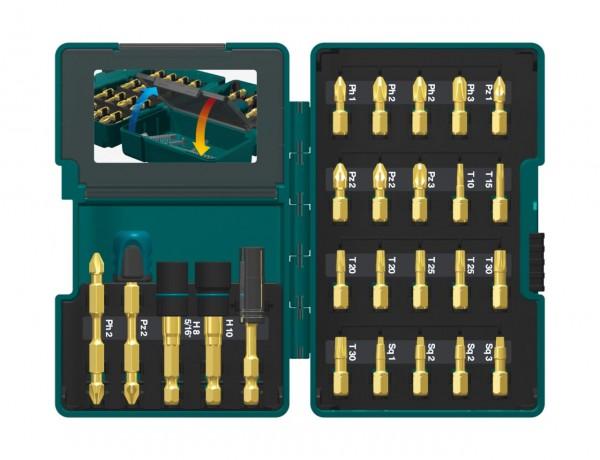 Makita Torsion Bitset 26-delig - B-49921