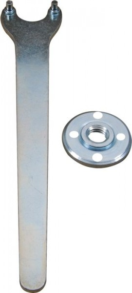 KWB AGGRESSO-FLEX® pensleutel, met spanmoer - 718500
