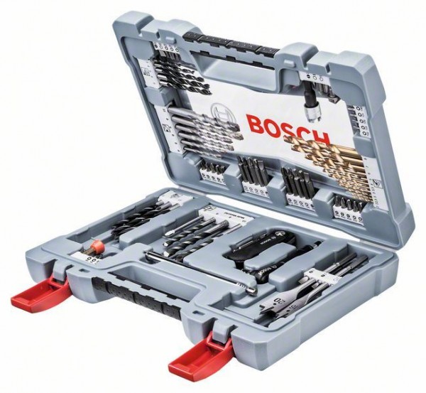 Bosch Set Premium X-Line per foratura e avvitamento da 76-pezzi - 2608P00234