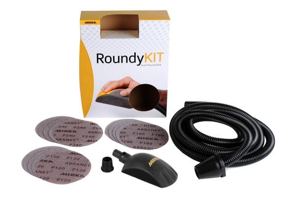 Mirka Handblock Roundy Kit - KIT00ROUND