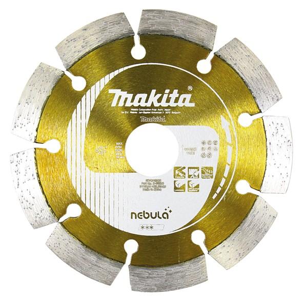 Makita Diamantschijf 115x22,23mm, NEBULA - B-53986