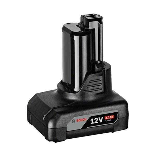 Bosch Professional Akkupack GBA 10,8 Volt / GBA 12 Volt, 4,0 Ah, O-B