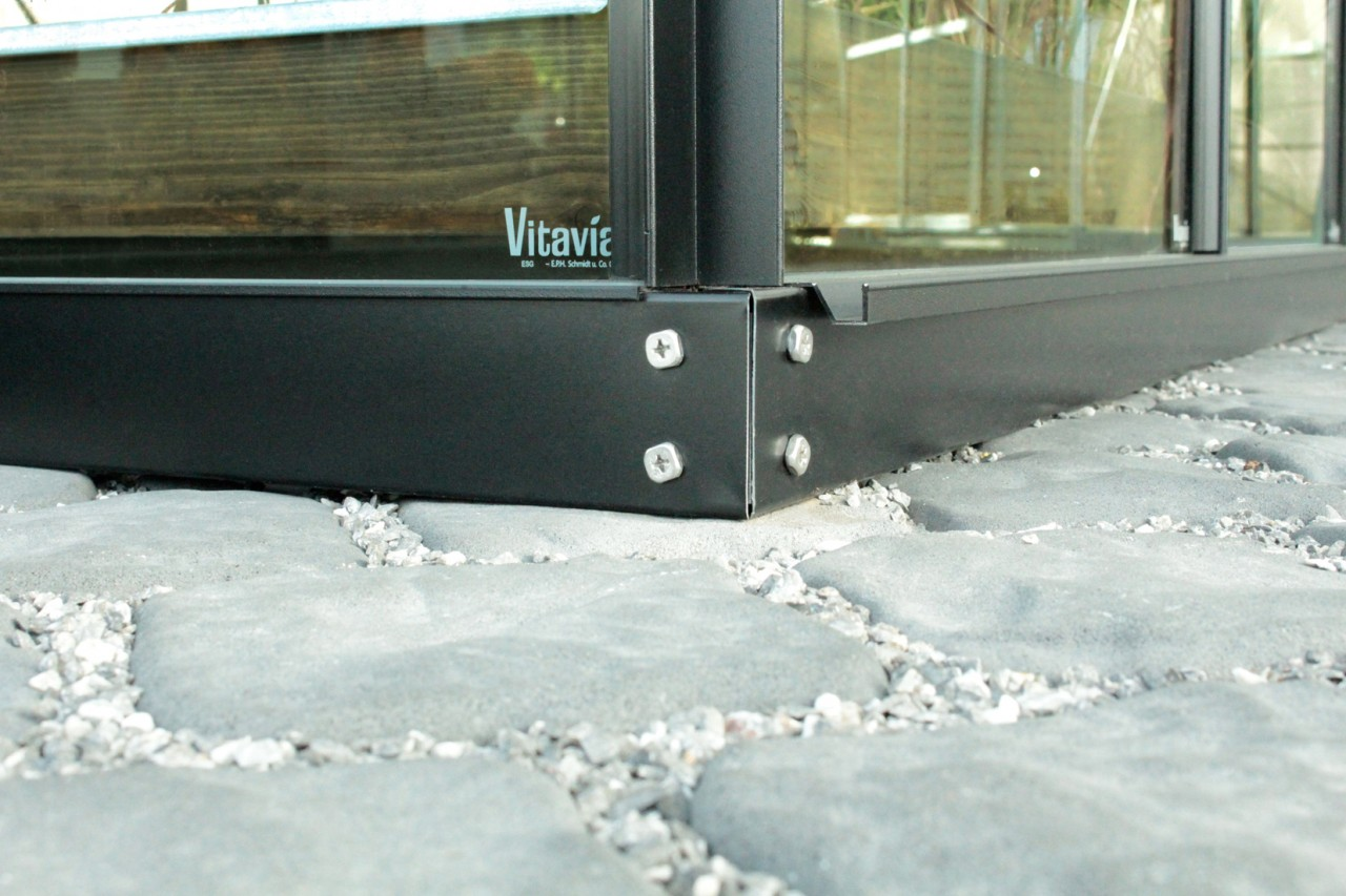 Vitavia Fundament 9900, 6cm, schwarz - 268122