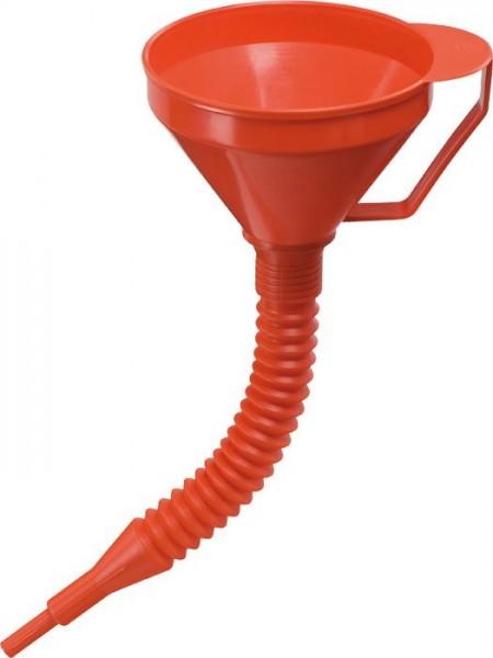 KWB Plastic trechter met flexibele tuit - 933216