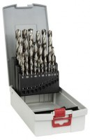 Bosch 25-delige ProBox metaalborenset HSS-G, DIN 338, 135° 1-13 mm - 2608587017