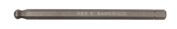 """Bahco Lames hexagonales 1/4 100 mm pour vis à 6 pans creux - 8704-2P"""""""