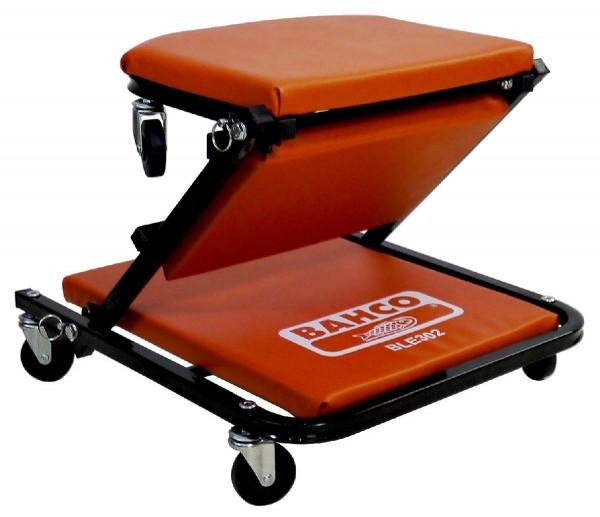 Bahco Siège de travail et chaise longue roulante - ble302