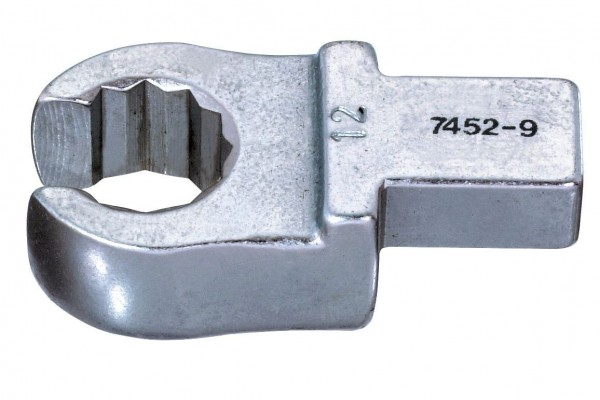 Bahco EMBOUT POLYGONAL OUVERT 9X12MM, 17MM - 7452-9-17