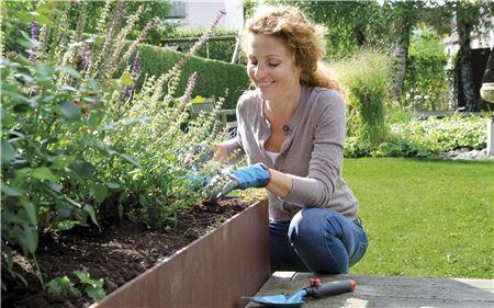 Die Arbeit in Ihrem Garten sollte entspannt und stressfrei sein