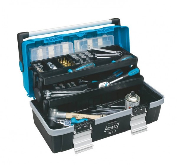 Hazet Kunststoff-Werkzeugkasten - Höhe x Breite x Tiefe: 215 x 470 x 250 - 190L-2