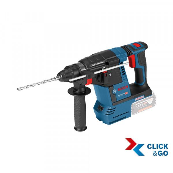 Bosch Professional Akku-Schlagbohrhammer GBH 18 V-26, ohne Akku und Ladegerät, mit L-BOXX - 0611909001