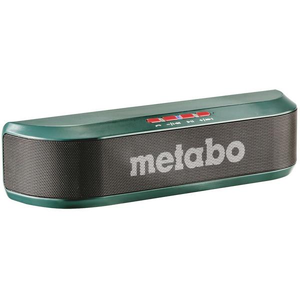 Metabo Bluetooth Speaker Lautsprecher 2x5W - 657019000