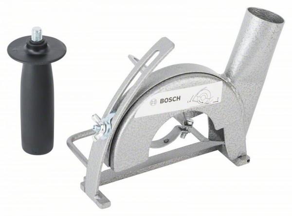 Bosch Cuffia di protezione con aspirazione, 115 / 125 mm - 1605510291