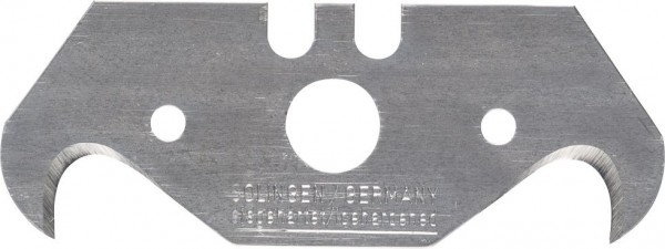 KWB 6 reserve-trapeziumhaakmesjes, 49 x 19 x 0,5 mm - 024306