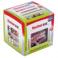 Fischer Duopower 8x65mm S LD, 25 pièces - 538256