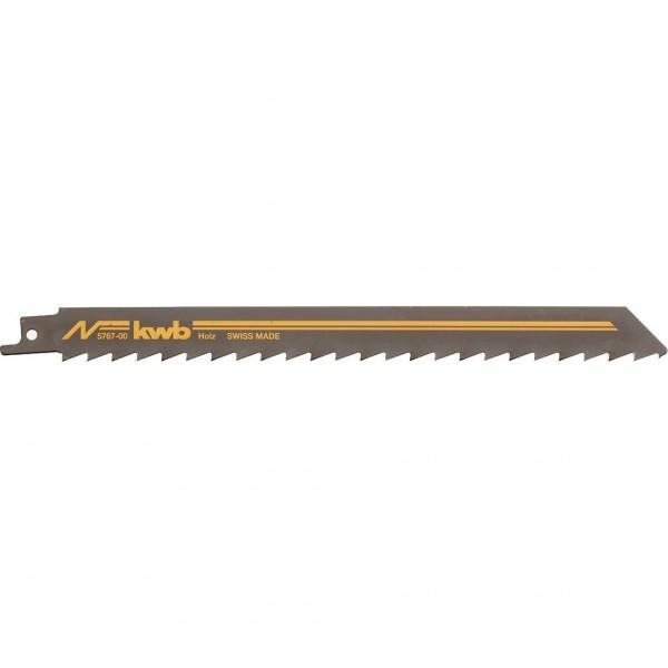 KWB Reciprozaagbladen, houtbewerking, HCS-koolstofstaal - 576700