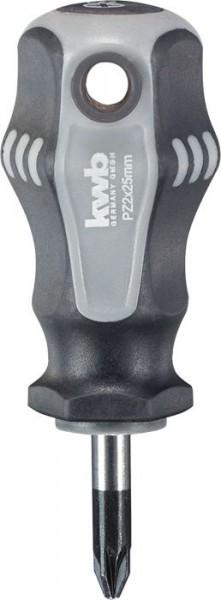 KWB Carburateurschroevendraaier, PZ2, 25 mm - 663402