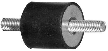 Fischer Schalldämmpuffer PA 30 x 30 - 4 Stück