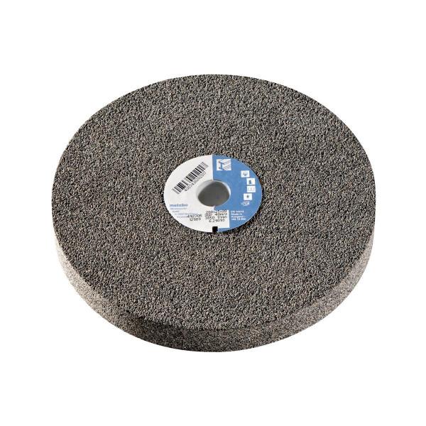 Metabo Disco abrasivo 200x25x32 mm, 36 P, corindón normal, para esmeriladora doble (630784000)