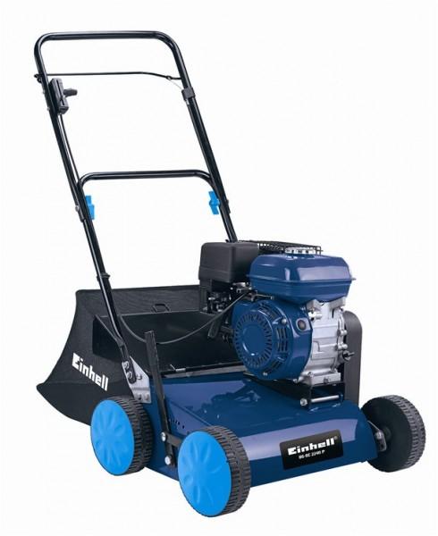 Einhell BG-SC 2240 P Benzin Vertikutierer 2.2 kW, 40 cm Arbeitsbreite, Grasfangbox