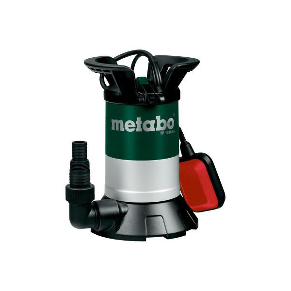 Metabo Bomba sumerg, agua limpia TP 13000 S (0251300000) - Cartón