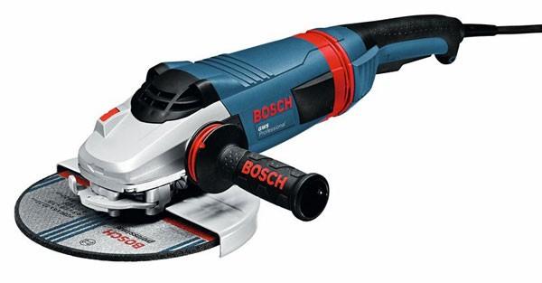 Bosch Professional Haakse slijpmachines GWS 22-230 LVI - 0601891D00