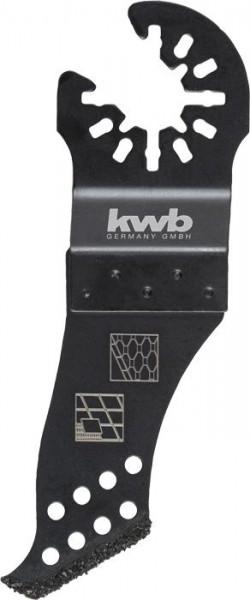 KWB Tegel- en voegenreiniger, gepatenteerde vorm, HM - 708460