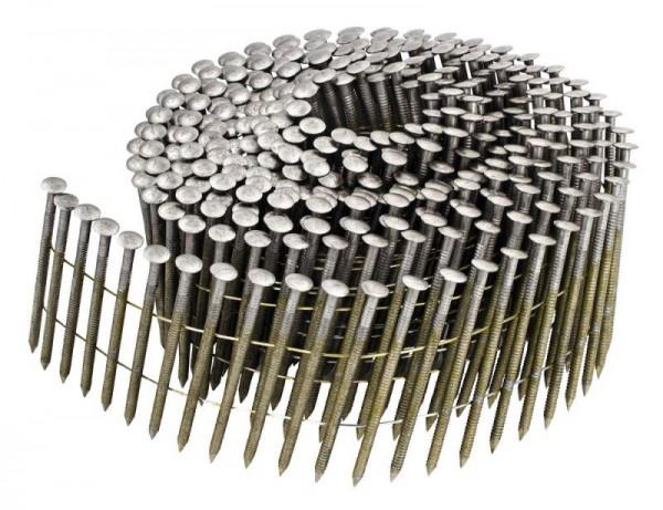 DeWALT Chiodi in bobina DNF 55 mm, 7500 pezzi, ring galvanizzati G12 - DNF28R55G12E