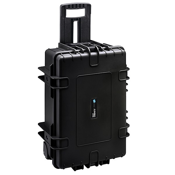 B&W International Valise à outils 117.19/P JUMBO6700 sans outil