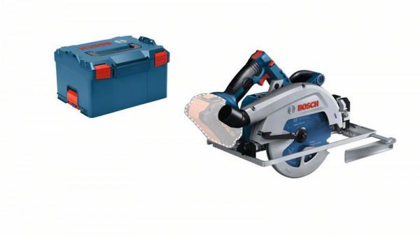 Bosch Professional Akku-Kreissäge BITURBO GKS 18V-68 GC, ohne Akku und Ladegerät, L-BOXX - 06016B5100