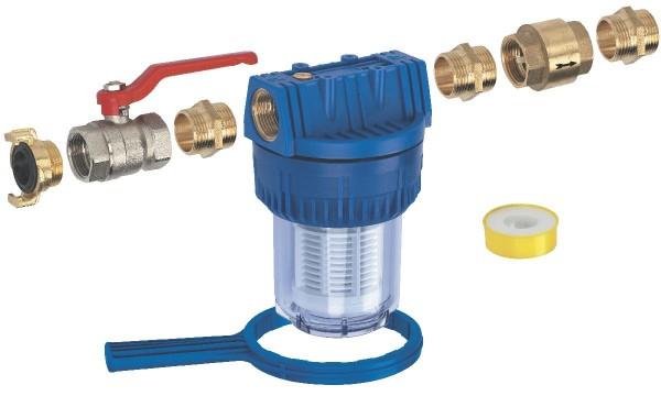 Metabo Pumpenmontage Set MSS 310 HWA/P