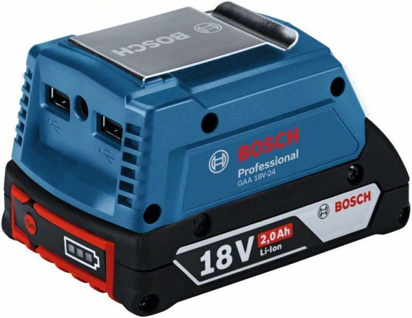 Bosch Professional Ladegerät GAA 18 V-24