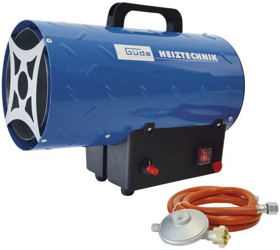 Güde Riscaldatore soffiante a gas GGH 10 L - 85112