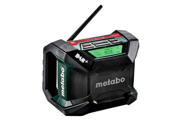 Metabo Akku-Baustellenradio R 12-18 DAB+ BT, Karton - 600778850