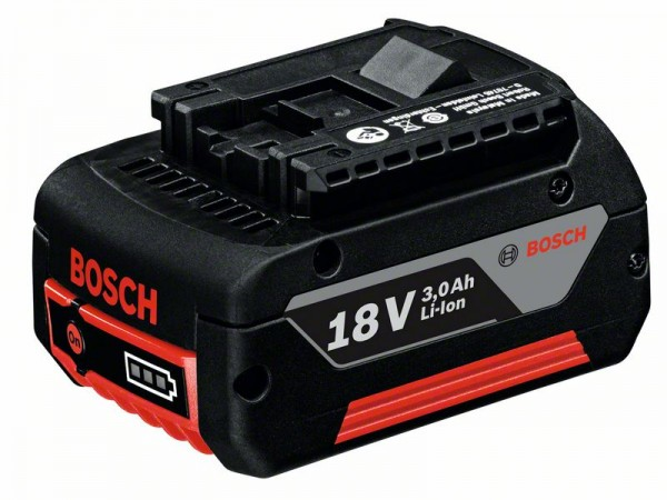 Bosch Professional Akku GBA 18 V 3,0 Ah M-C