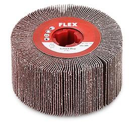 Flex Slijpmop, P 80, 100 x 100mm - 358843