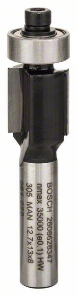 Bosch Bündigfräser 8 mm, D1 12,7 mm, L 13 mm, G 56 mm