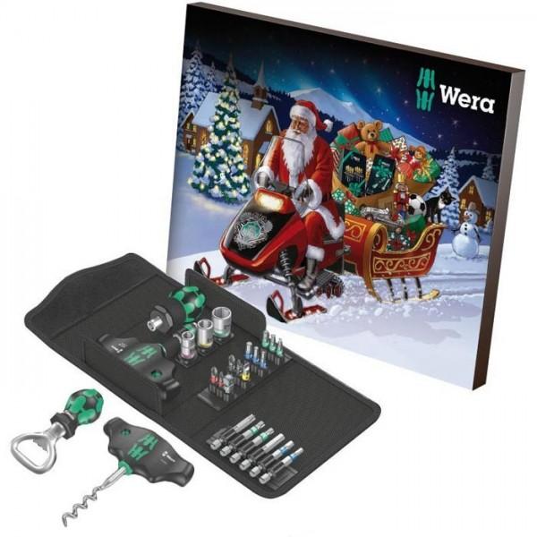 Wera Adventskalender Weihnachtskalender 2019 - 05136600001