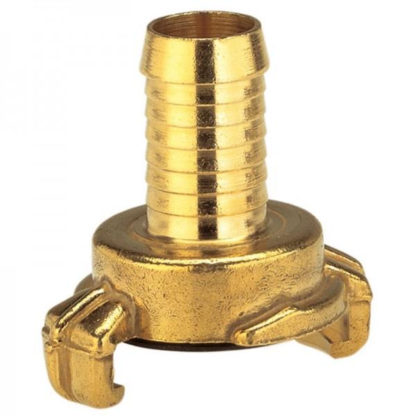"""Gardena Messing snelkoppeling slangstuk voor 13 mm (1/2"""")- en 16 mm (5/8"""")-slangen - 07100-20"""