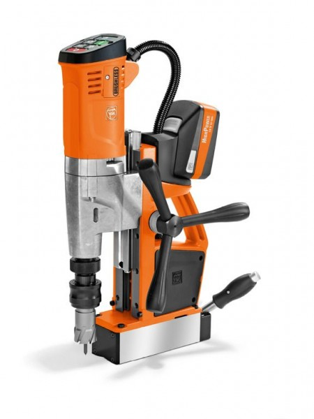 Fein AKBU 35 PMQW, Universal-magneet-accukernboormachine tot 35 mm - 71700261000