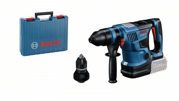 Bosch Professional Akku-Bohrhammer mit SDS plus GBH 18V-34 CF, ohne Akku und Ladegerät - 0611914001