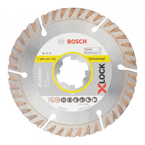 Bosch Disque à tronçonner Carbide Multi Wheel de Bosch Professional 125mm - 260925C127