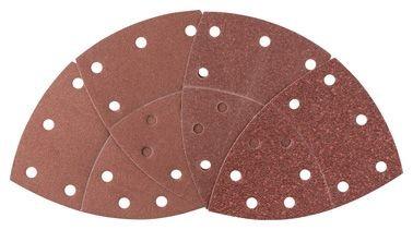 Bosch 25 feuilles abrasives Auto-agrippant 11 trous 102 x 62 mm 5 de grain 40 5 de grain 120 5 de grain 180 10 de grain 80 - 2607017112