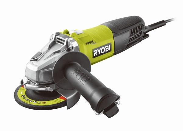 Ryobi Haakse slijper 750W - RAG750-115G
