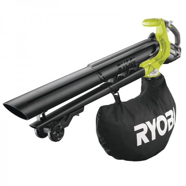 Ryobi 18V Brushless Akku-Laubsauger OBV18 (ohne Akku und Ladegerät) - 5133003661